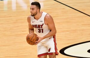 Max Strus Miami Heat