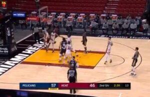 Brandon Ingram dunk