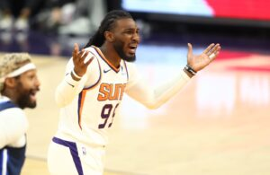 Jae Crowder Suns