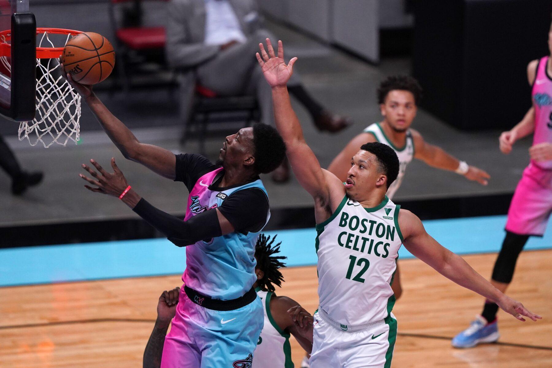 Bam Adebayo Miami Heat