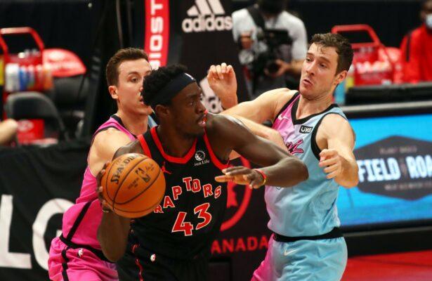 Pascal Siakam Miami Heat