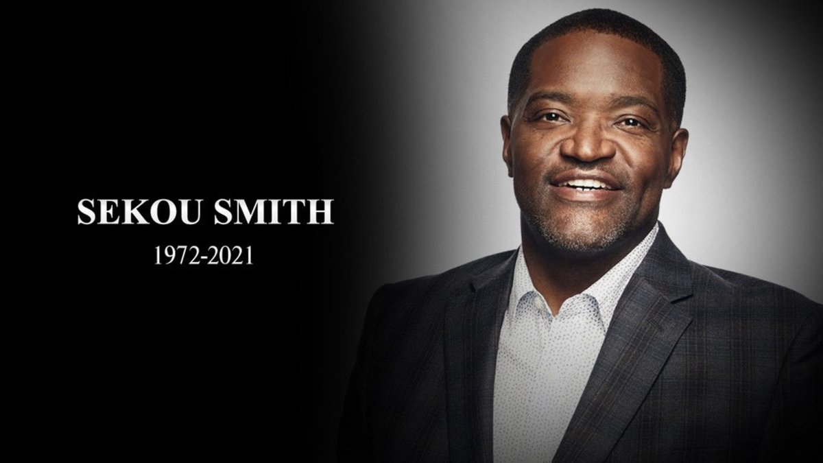 National Basketball Association reporter Sekou Smith dies aged 48