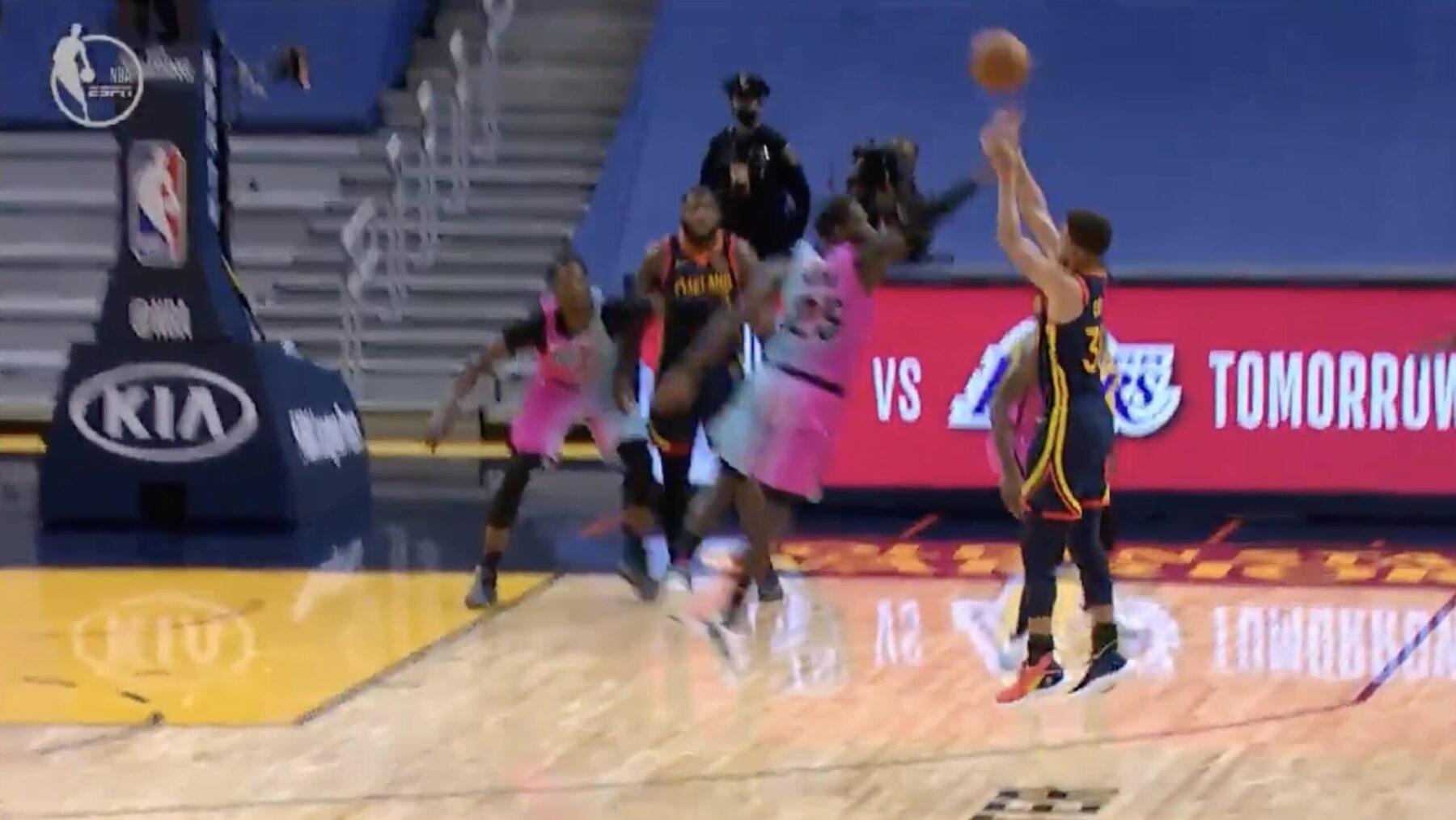 Stephen Curry Miami Heat
