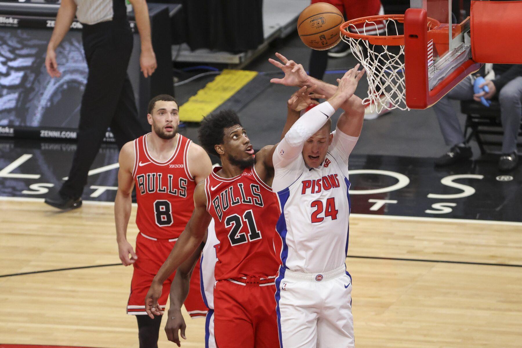 Thaddeus Young Chicago Bulls