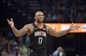 P.J. Tucker Houston Rockets