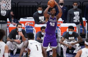 Harrison Barnes Sacramento Kings