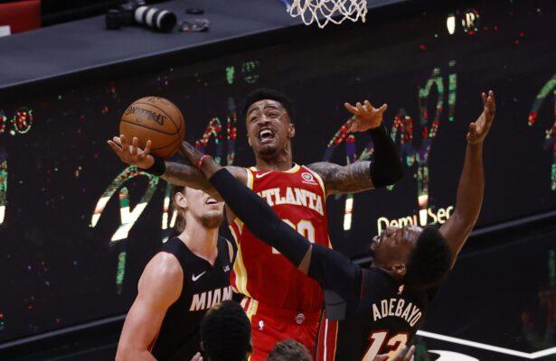 Miami Heat and Atlanta Hawks