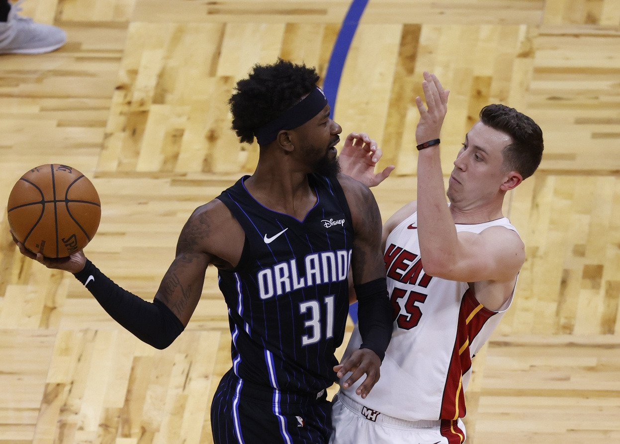 Terrence Ross and Duncan Robinson