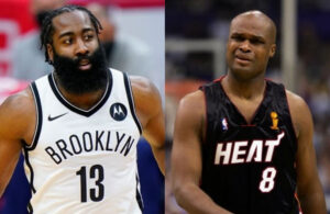 Antoine Walker and James Harden