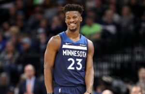 Jimmy Butler Timberwolves