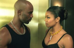 DMX and Gabrielle Union