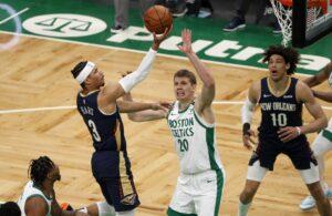 Moritz Wagner Celtics