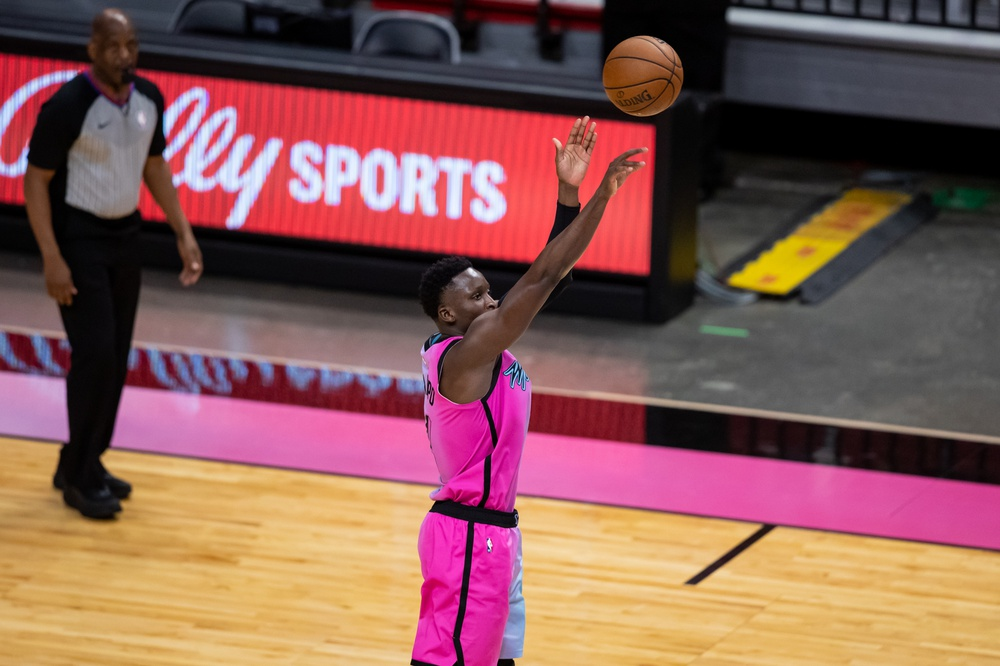 Victor Oladipo Miami Heat