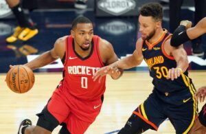 Sterling Brown Houston Rockets