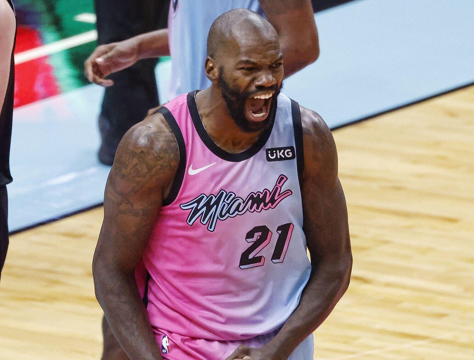 Dewayne Dedmon Miami Heat