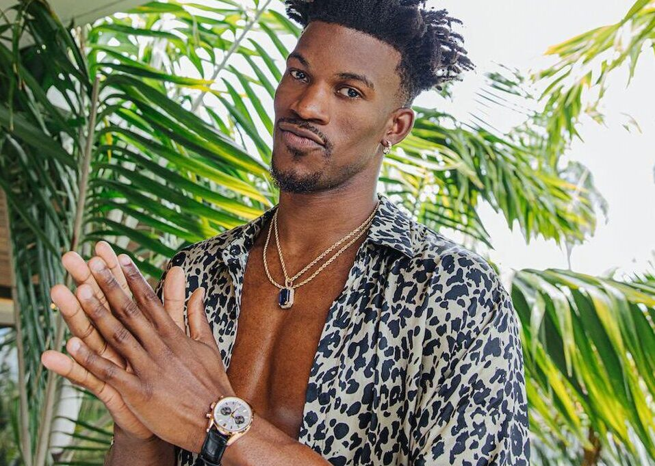 Jimmy Butler TAG Heuer