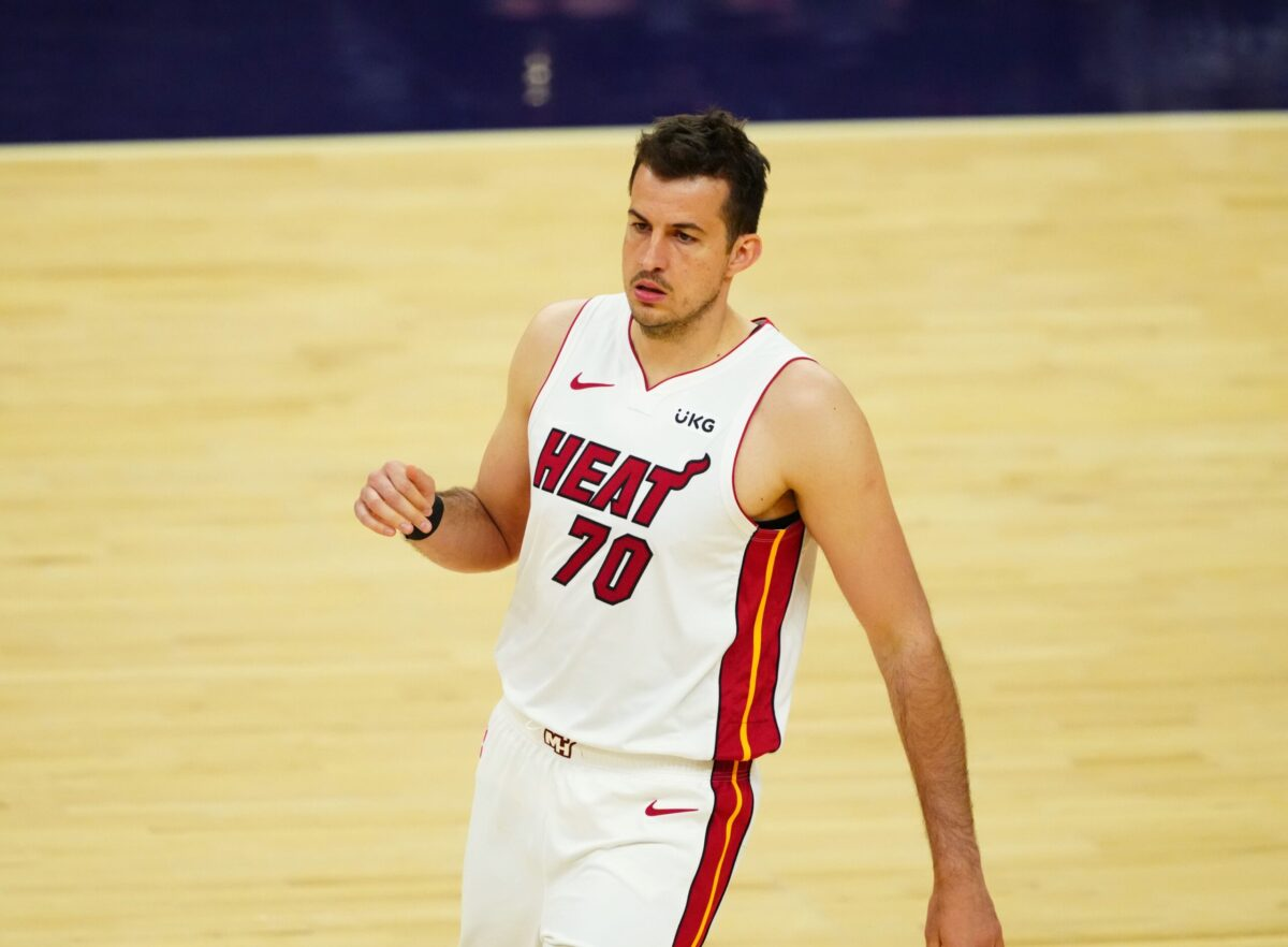 Nemanja Bjelica Miami Heat