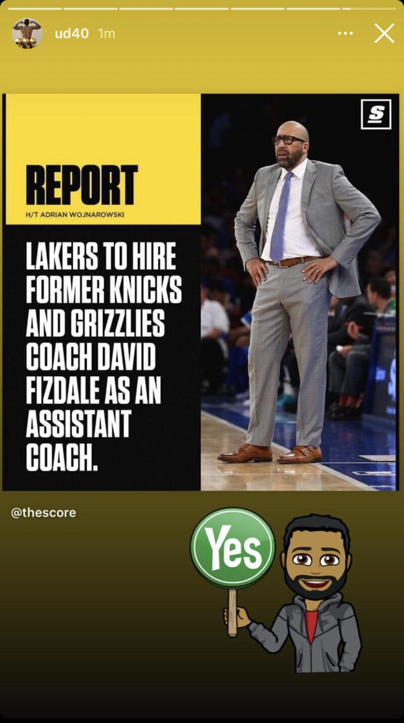 David Fizdale Miami Heat