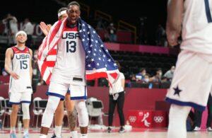 Bam Adebayo Team USA