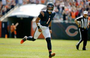 Justin Fields Chicago Bears