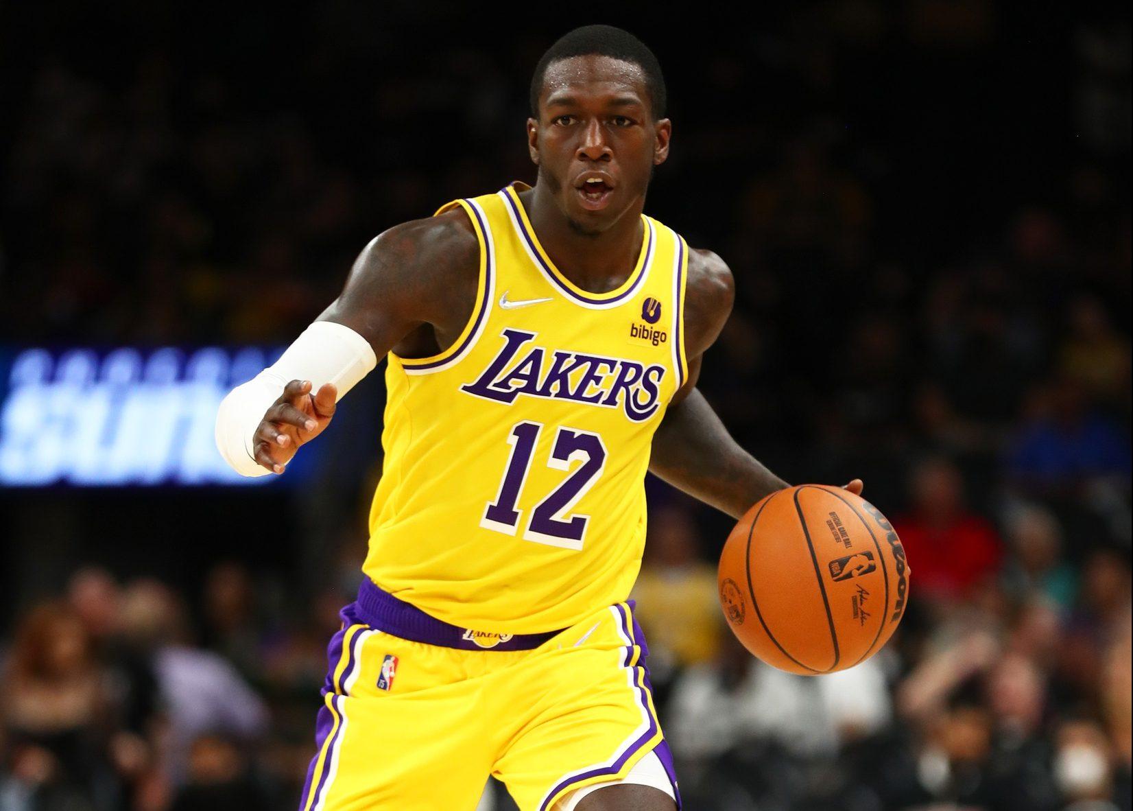 Kendrick Nunn Lakers